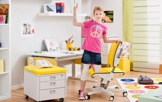Детско ученическо ергономично бюро