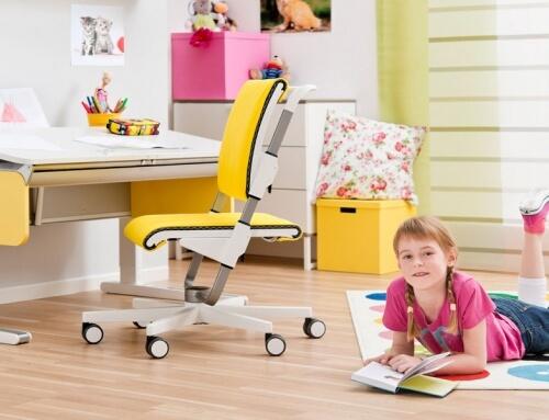 Как да изберем ученическите мебели за детската стая?