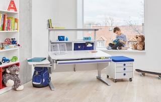 Ергономични мебели за деца