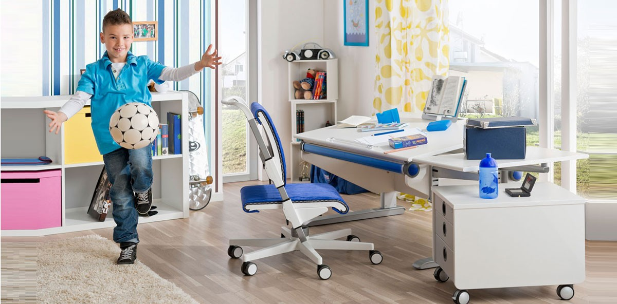 ергономични мебели за ученици
