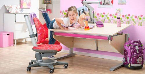 Ученически детски стол