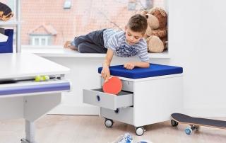 Контейнер moll за обзавеждане на детска стая