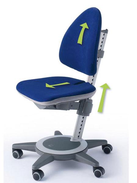 регулиране на стол за дете