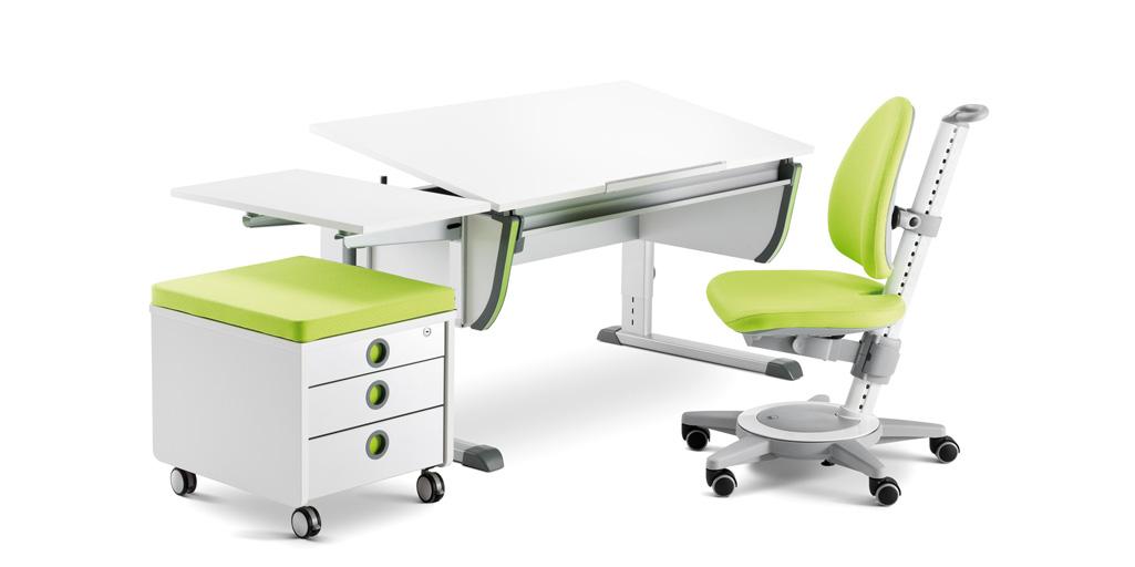 Детски стол Maximo и детско бюро moll Joker