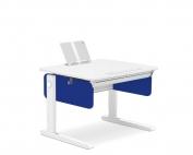 бюро в синьо