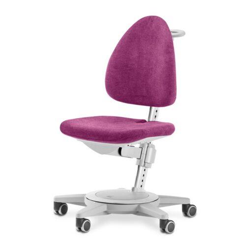 Детски въртящ стол moll Maximo с ергономичен дизайн в топъл цвят.