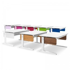 бюро за малка детска стая moll Champion Compact, страници дъб