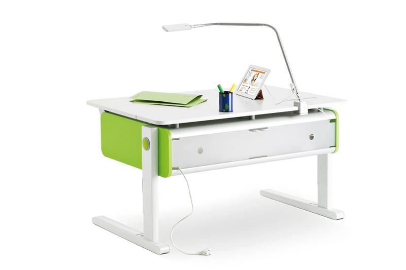 бюро за малка детска стая moll Champion Compact, зелени страници