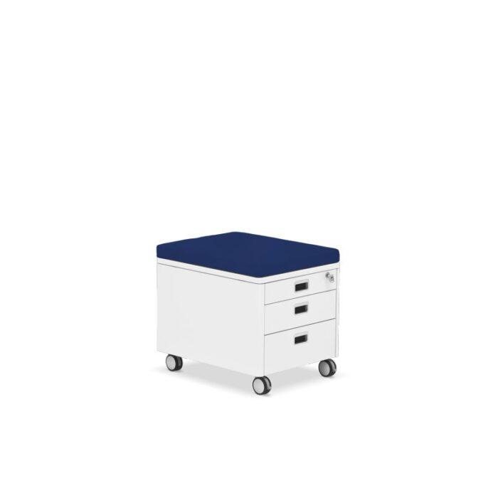 контейнер за детската стая moll Cubic