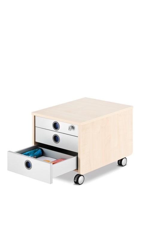 контейнер за детска стая moll Pro, явор мостра