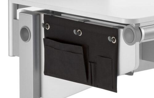 страничен джоб за детско бюро черен