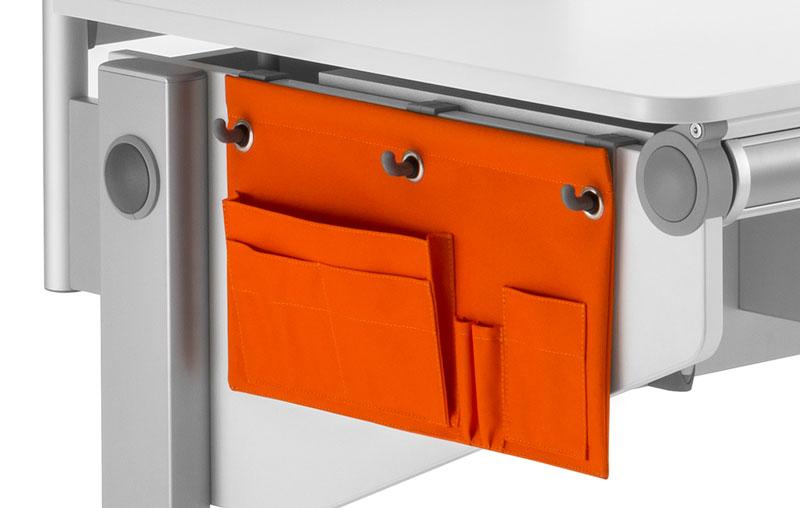 страничен джоб за детско бюро оранжев