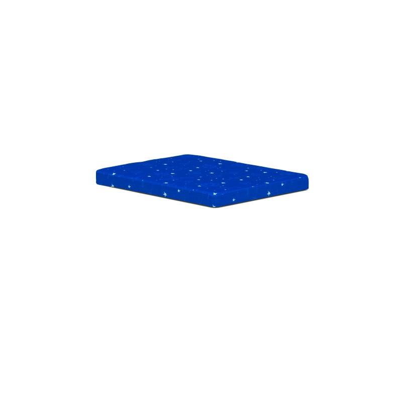 Възглавничка за сядане в синьо