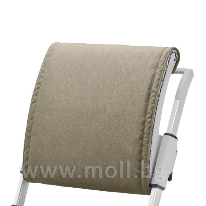 възглавничка за облегалката на стол Scooter, Khaki