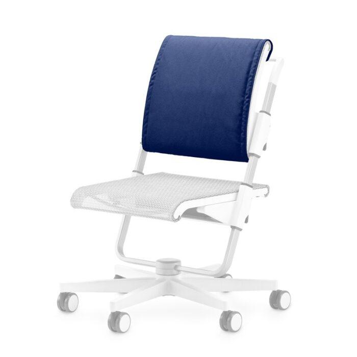 възглавничка за облегалката на стол Scooter синя