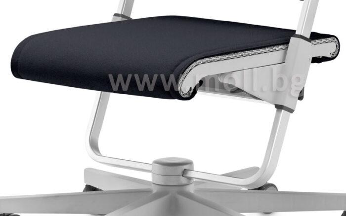 възглавничка за седалката на стол Scooter Anthracite