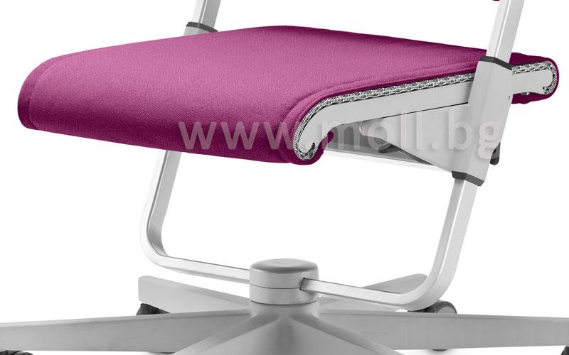 възглавничка за седалката на стол Scooter Magnolia