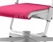 възглавничка за седалката на стол Scooter в розов