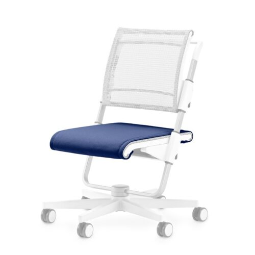 Възглавничка за седалката на стол Scooter в син цвят