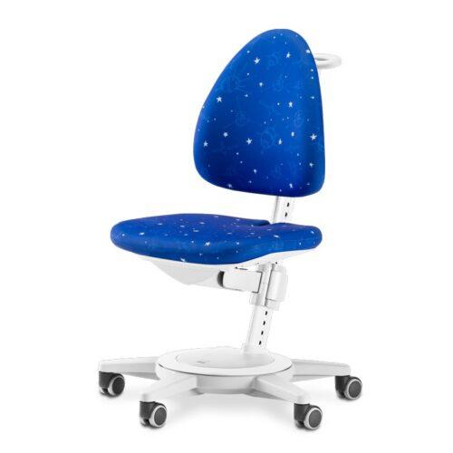Стол за дете moll Maximo в син цвят Galaxy