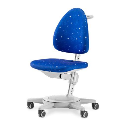 Стол за дете moll Maximo в син цвят