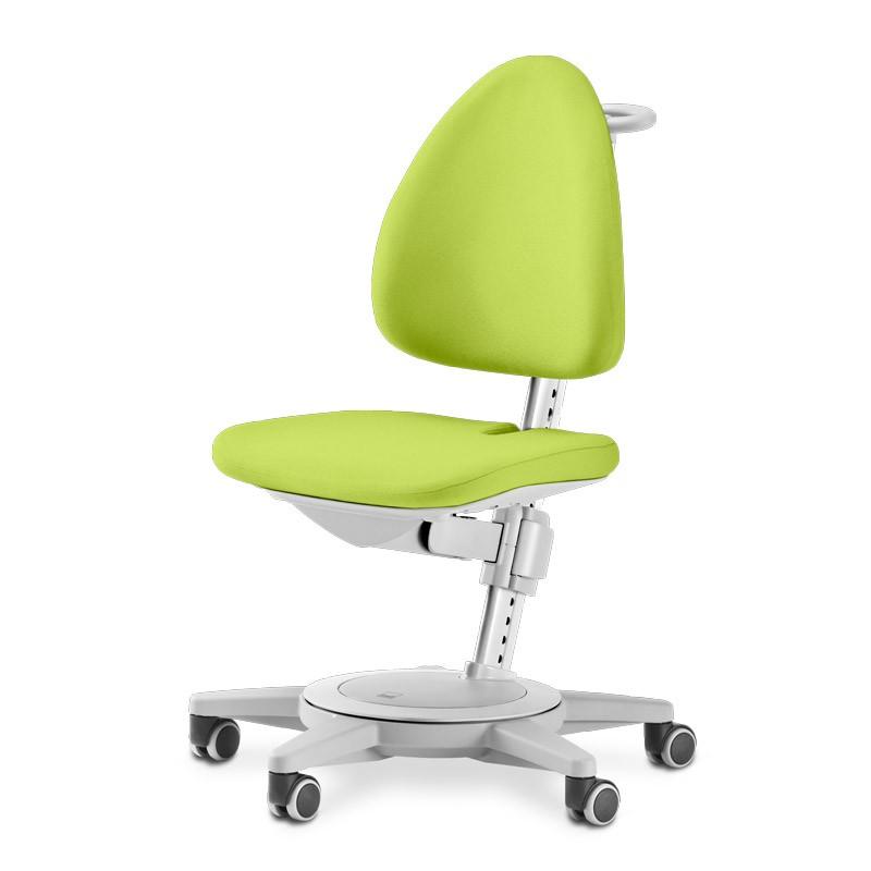 Детски стол за бюро moll Maximo в зелен цвят