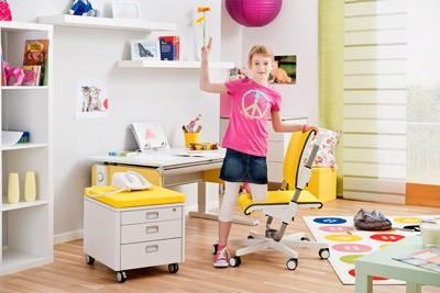 ергономията в детската стая