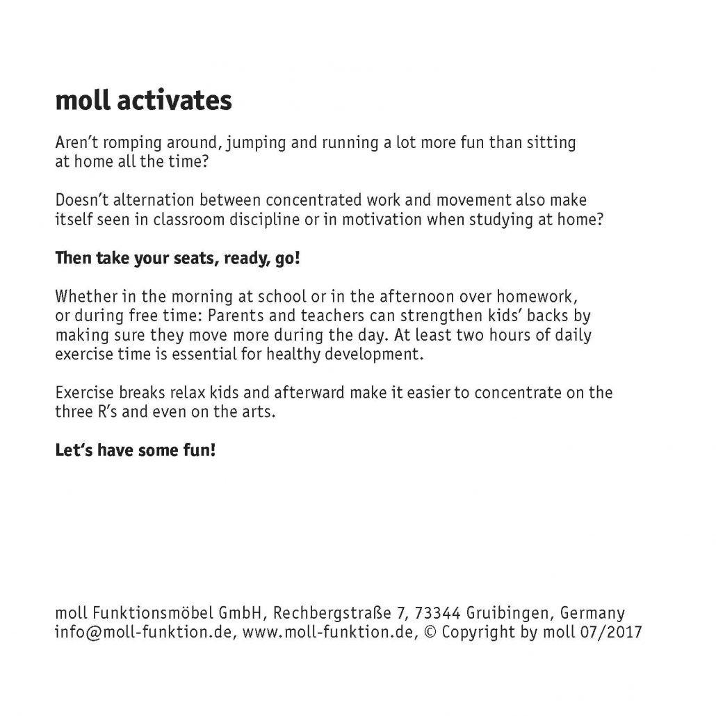 Какво да направите при липса на активно движение?