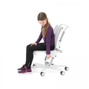 Регулиране дълбочината на седалката на стола
