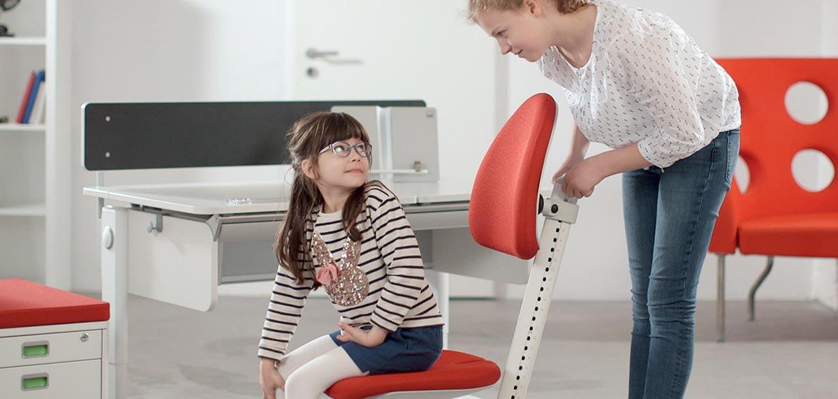 детски стол бюро