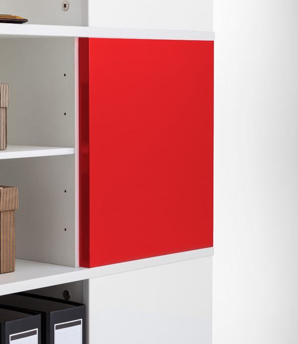 магнитни табла, червени