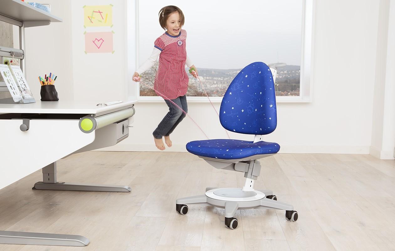движение на децата в детската стая