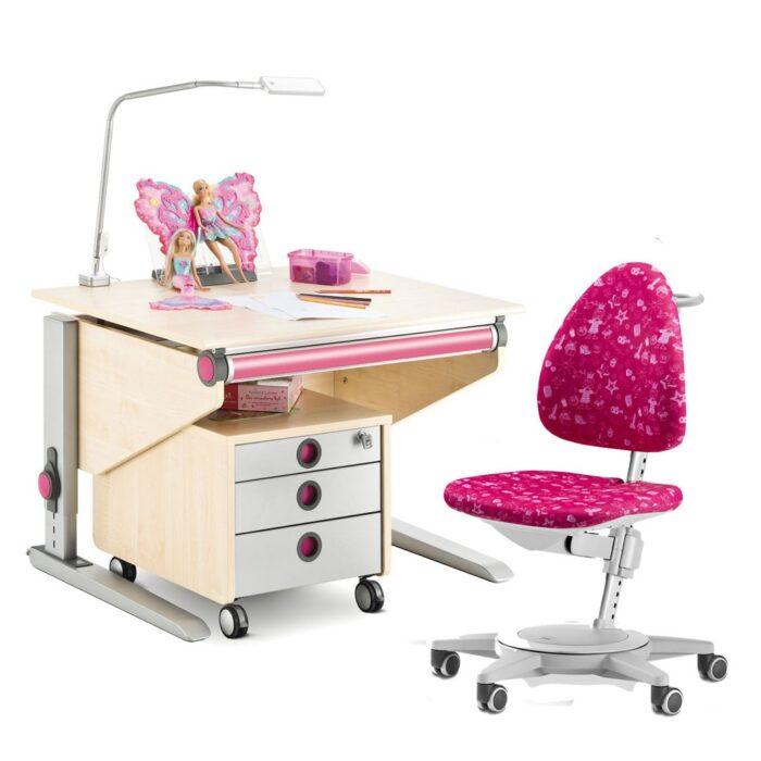 ергономично детско бюро moll Winner Compact за малка детска стая