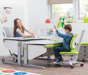 детско бюро за детската стая
