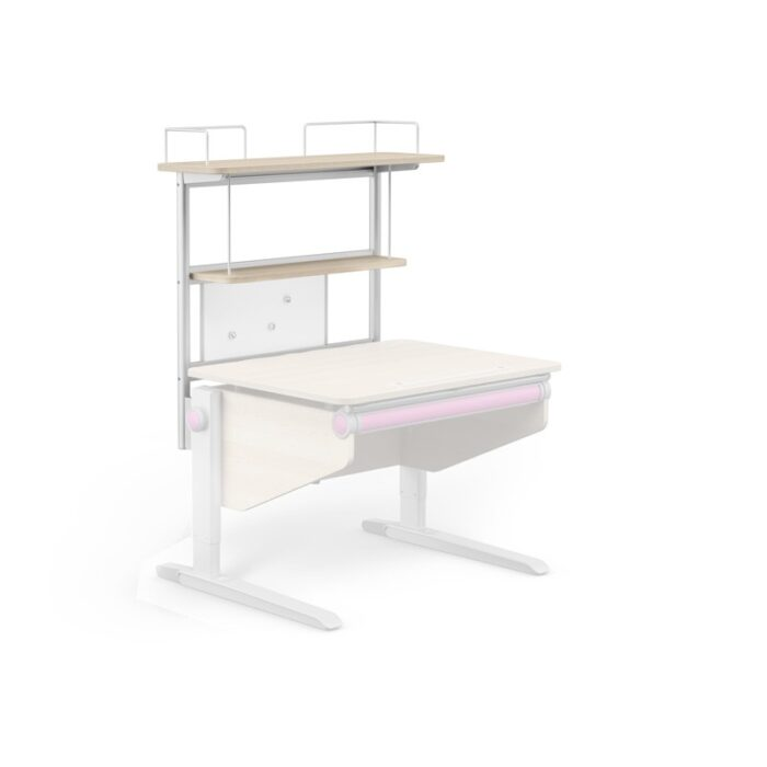надстройка Flex Deck за бюро Winner Compact, явор