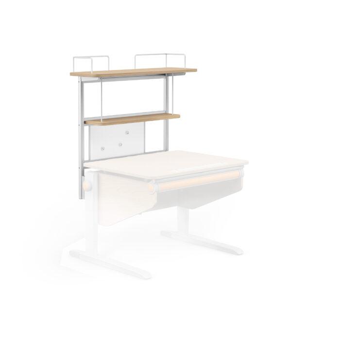 надстройка Flex Deck за бюро Winner Compact, дъб