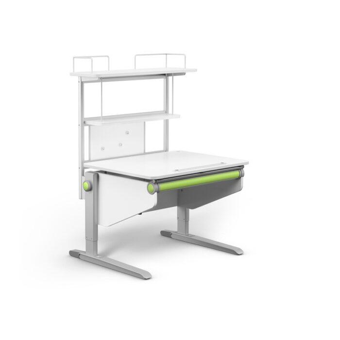 надстройка Flex Deck бяла за детско бюро