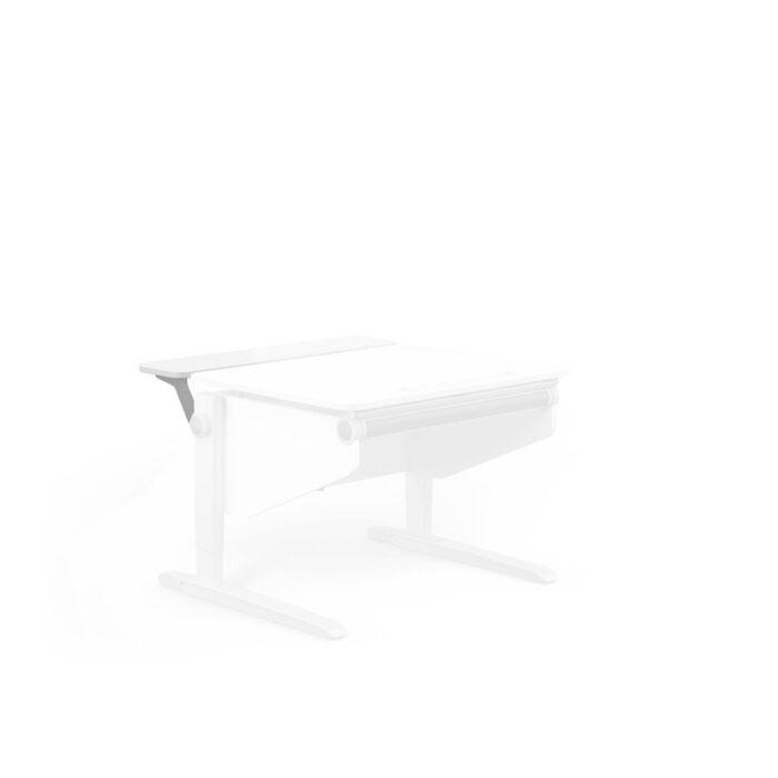 надстройка Multi Deck в бяло за детско бюро