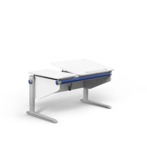 бюро за детска стая moll Winner Split Comfort, бяло