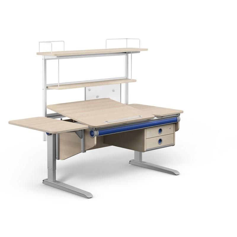 надстройка Flex Deck за детско бюро Winner в дъб