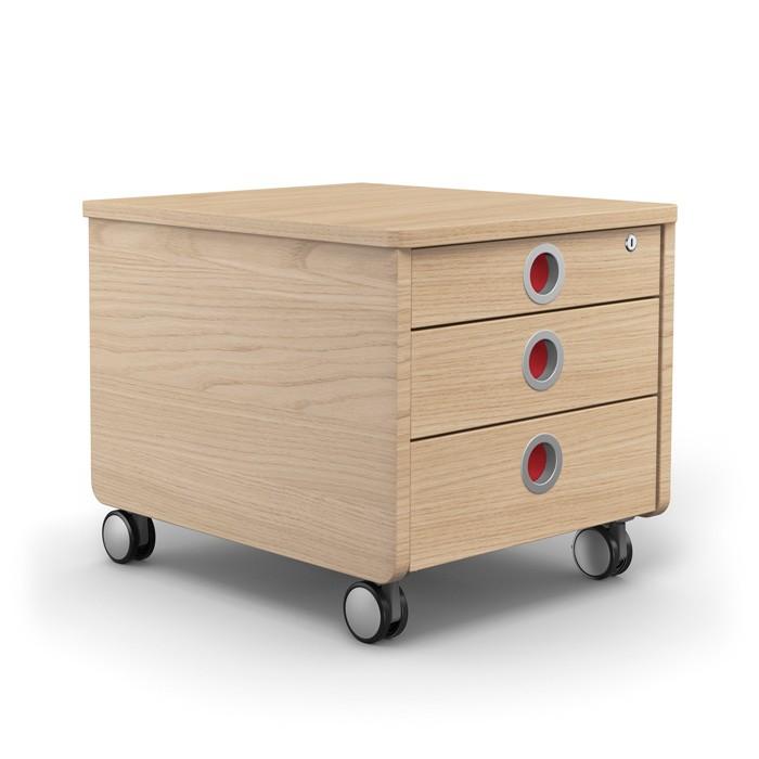 контейнер за детска стая moll Pro, дъб