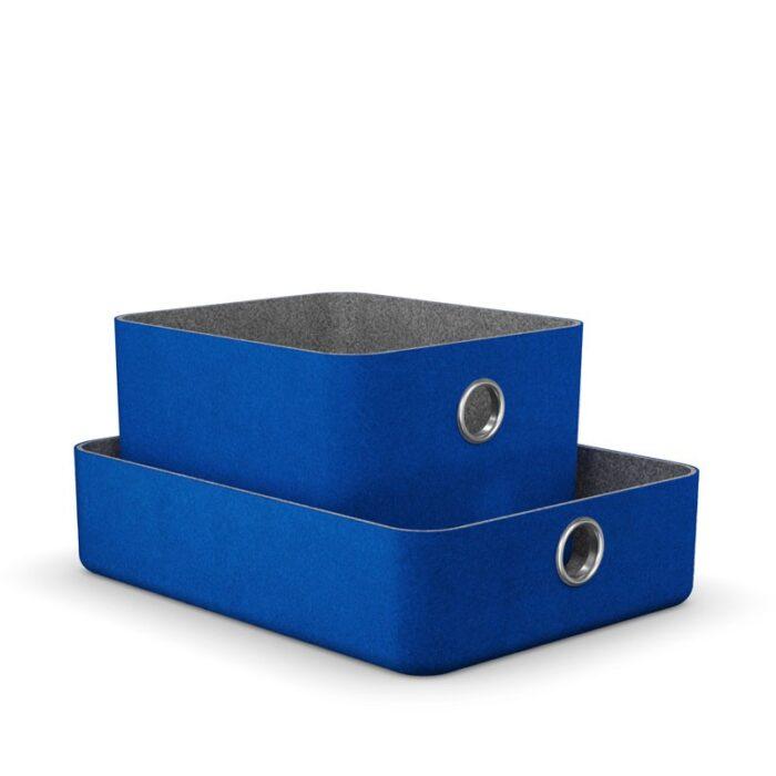 кошници moll Baskets, сини