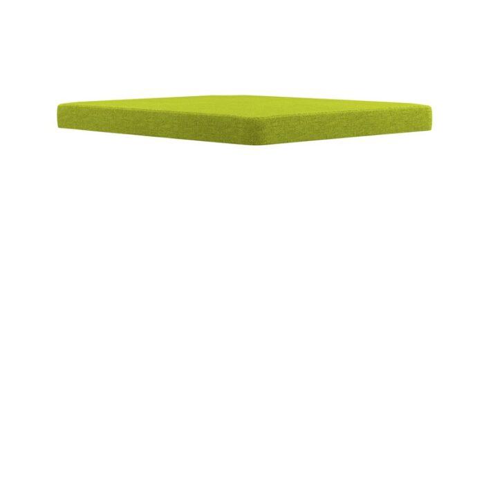 възглавничка за детски контейнер moll Pad, Lime